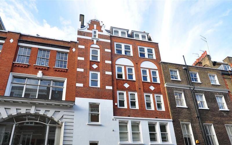 Newman Street, London, W1