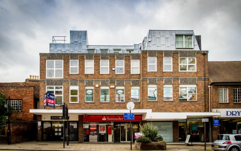 Stanmore House, Stanmore, HA7