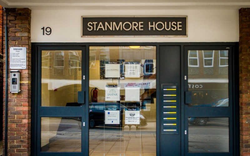 Stanmore House, Stanmore