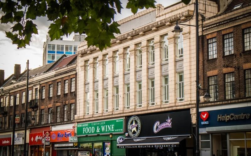 Brixton Road, London