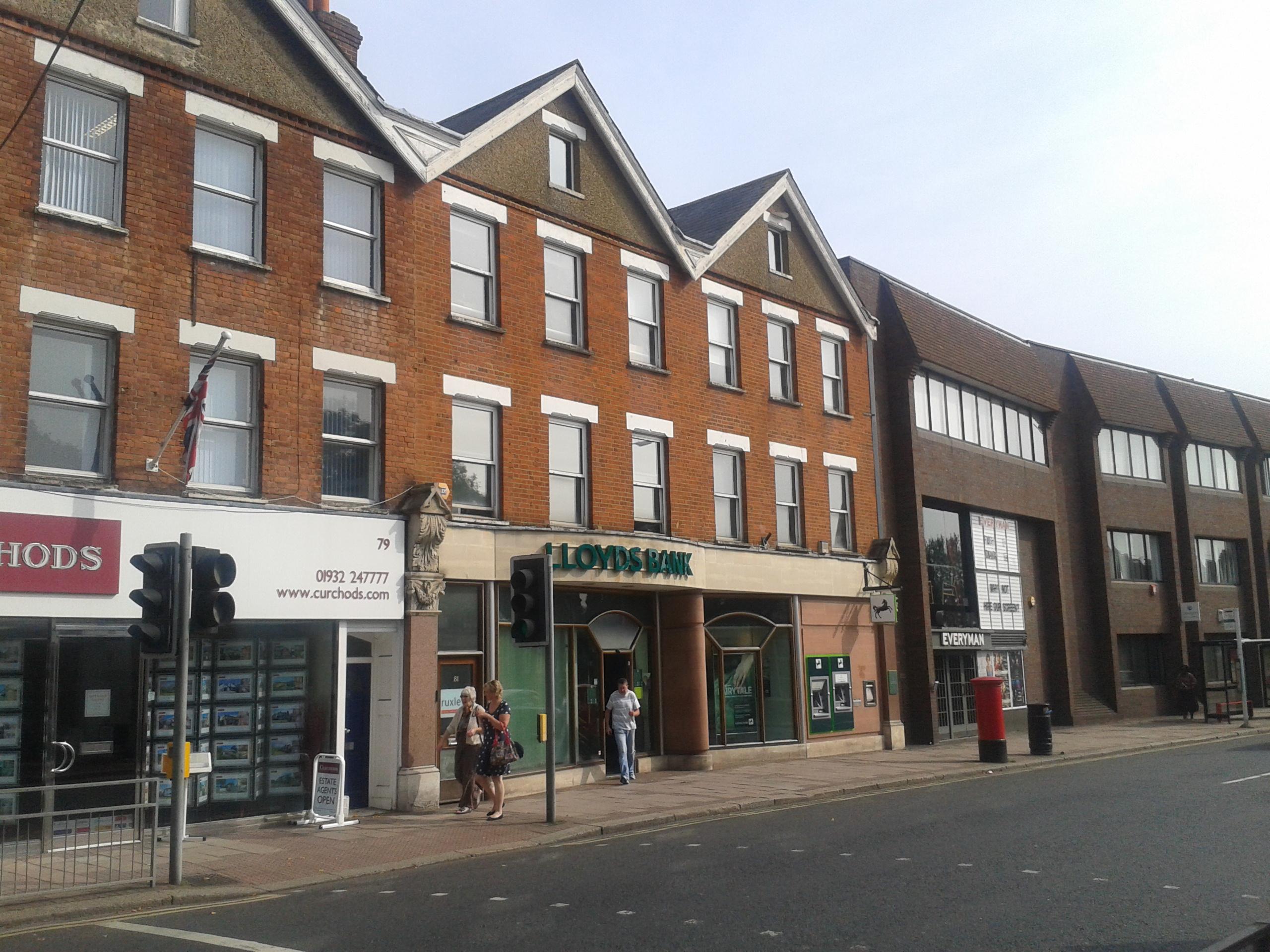 High Street, Walton‐on‐Thames