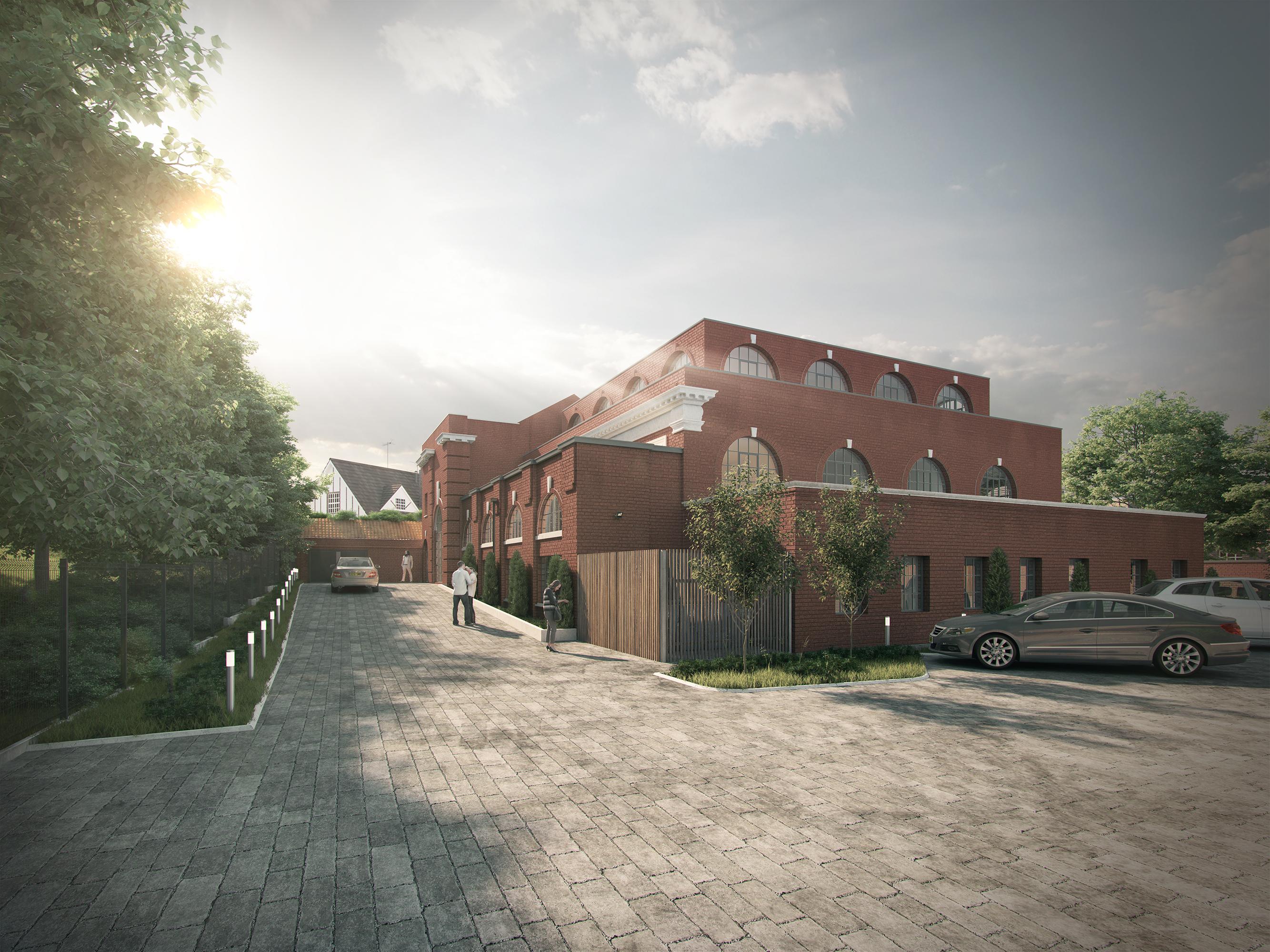 The Powerhouse, Harrow, HA1